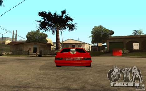 Chevrolet Impala 1995 para GTA San Andreas vista direita