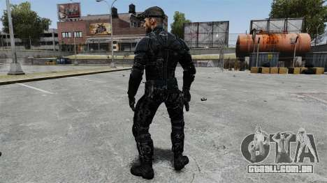 Sam Fisher v9 para GTA 4 terceira tela