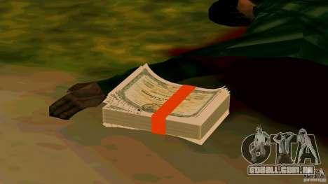 Ações da MMM v2 para GTA San Andreas terceira tela