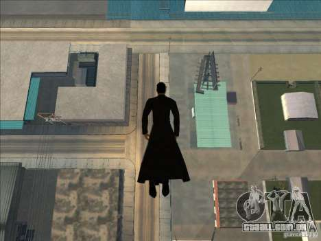 Matrix Skin Pack para GTA San Andreas