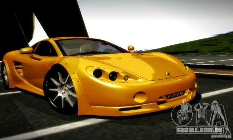 Ascari KZ1R Limited Edition para GTA San Andreas