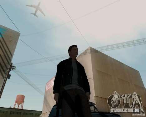 Daniel Craig para GTA San Andreas quinto tela