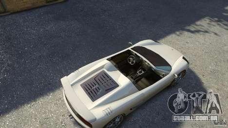Turismo Spider para GTA 4 vista direita