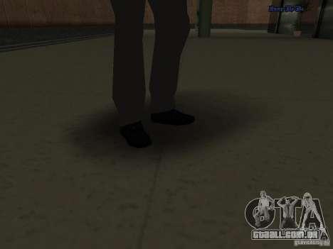 New bmost para GTA San Andreas segunda tela