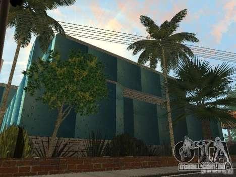 Obnovlënyj Hospital de Los Santos v. 2.0 para GTA San Andreas por diante tela