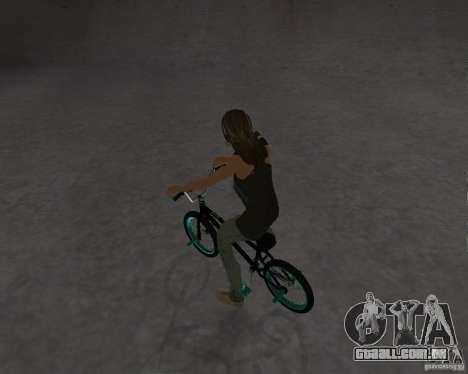Tony Hawks Emily para GTA San Andreas segunda tela