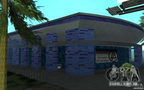 Um novo estádio em San Fierro para GTA San Andreas terceira tela