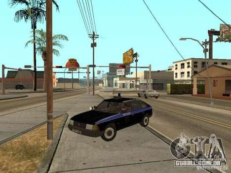 Patrulha AZLK 21418 para GTA San Andreas