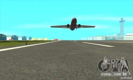 Revitalização dos aeroportos para GTA San Andreas