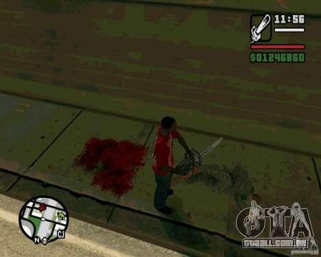 Soldados iraquianos para GTA San Andreas quinto tela