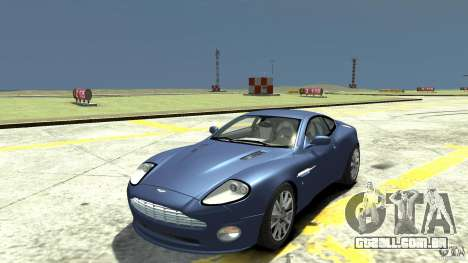 Aston Martin Vanquish S para GTA 4