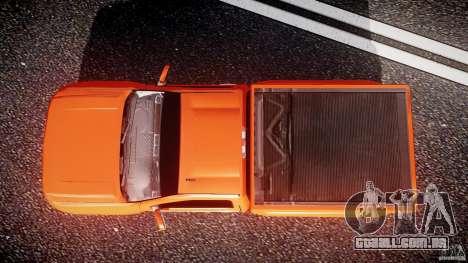 Chevrolet Silverado 2011 para GTA 4 vista direita