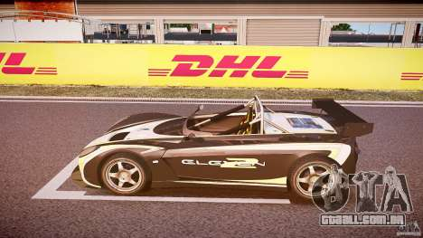 Lotus 2-11 para GTA 4 esquerda vista
