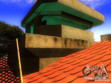 Base da Grove Street para GTA San Andreas nono tela