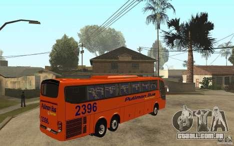 Marcopolo Paradiso 1200 Pullman Bus para GTA San Andreas vista direita