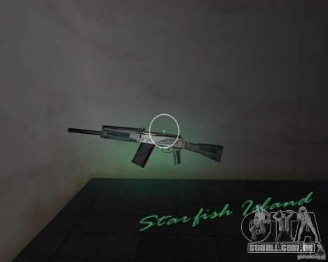 Saiga 12 k para GTA Vice City