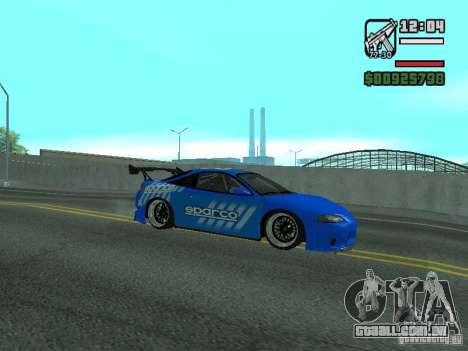 Mitsubishi Eclipse Tunning para GTA San Andreas