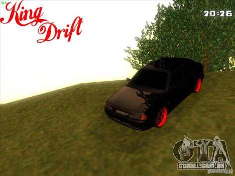 Ваз diabo 2114 estilo para GTA San Andreas