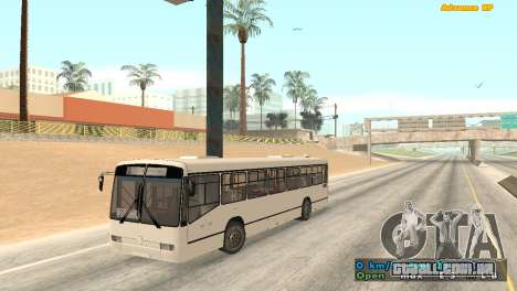 Mercedes-Benz Turk O345 para GTA San Andreas