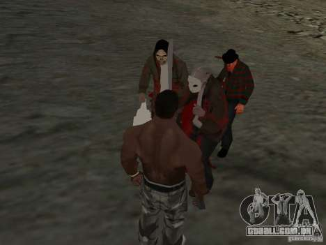 Scary Town Killers para GTA San Andreas