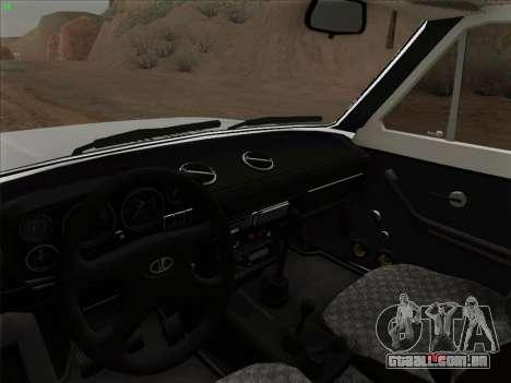 VAZ 2121 Niva para GTA San Andreas vista direita