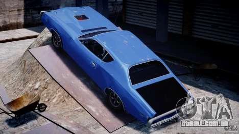 Dodge Charger RT 1971 v1.0 para GTA 4