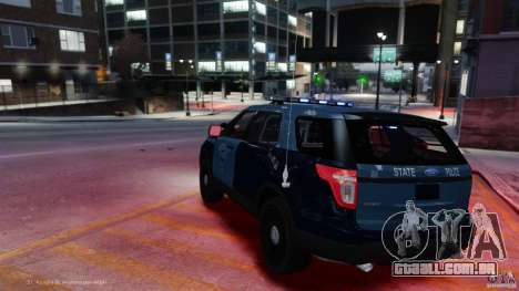 Emergency Lighting System v7 para GTA 4 por diante tela