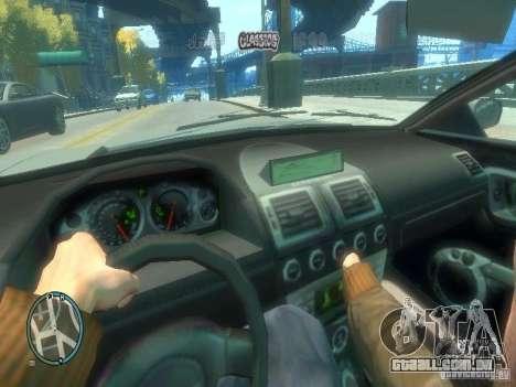 Tipo de carro para GTA 4 terceira tela