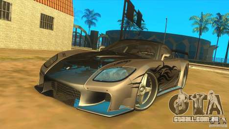 ENBSeries by Fallen para GTA San Andreas sexta tela