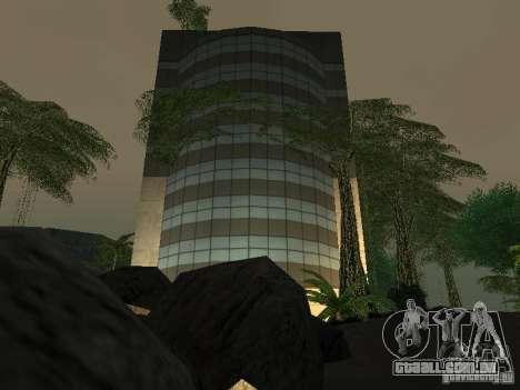 O mistério das ilhas tropicais para GTA San Andreas oitavo tela