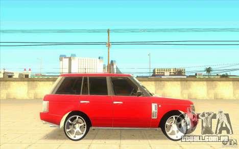 Arfy Wheel Pack 2 para GTA San Andreas décimo tela