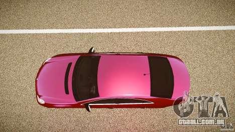 Mercedes Benz CLS Light Tuning v1.0 Beta para GTA 4 vista direita