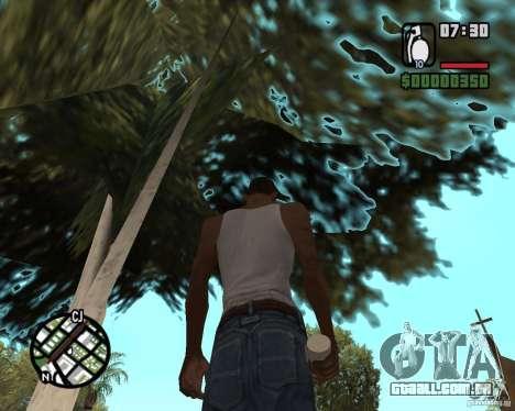 Ensopado de explosivo para GTA San Andreas segunda tela