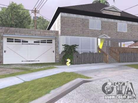 CJ Total House Remodel V 2.0 para GTA San Andreas sexta tela