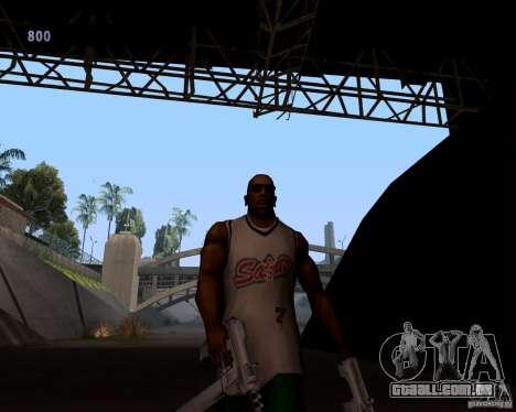 Marcha de gangster para GTA San Andreas