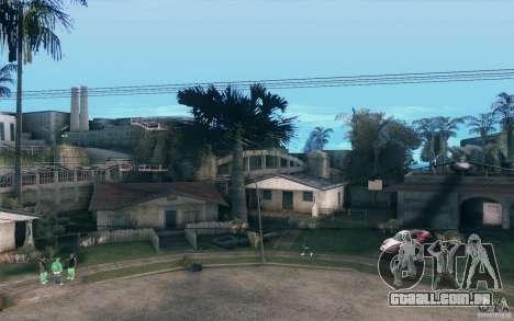 iCEnhancer V3 para GTA San Andreas terceira tela