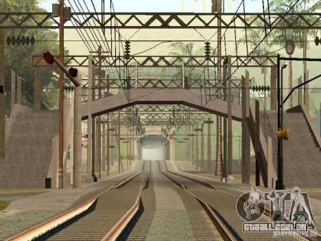 Entrar em contato com a rede 2 para GTA San Andreas