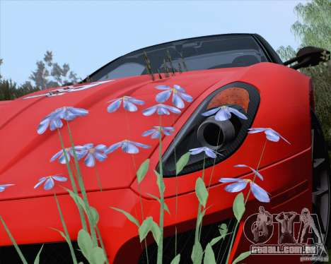 Optix ENBSeries para PC poderoso para GTA San Andreas sexta tela