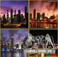 Novas telas de Miami + bônus para GTA San Andreas por diante tela