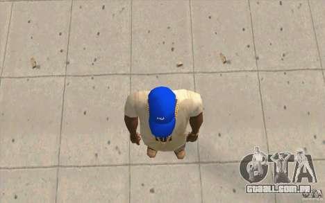 Intel Cap para GTA San Andreas terceira tela