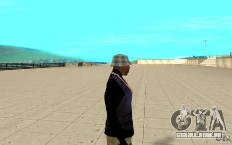 Bronik pele 5 para GTA San Andreas segunda tela