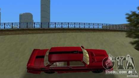 AZLK 2140 para GTA Vice City vista lateral