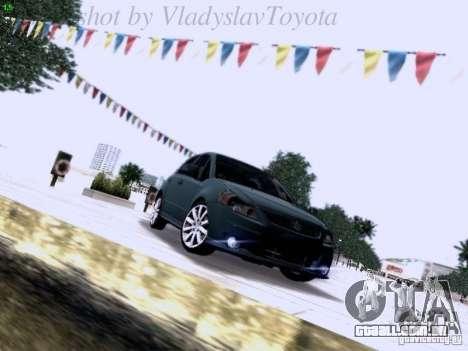 Suzuki SX4 Sportback 2011 para GTA San Andreas