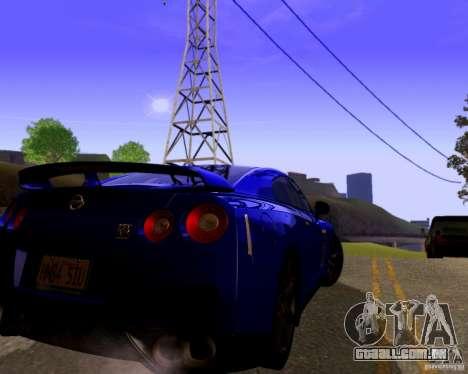 ENBSeries by DeEn WiN v2.1 SA-MP para GTA San Andreas quinto tela