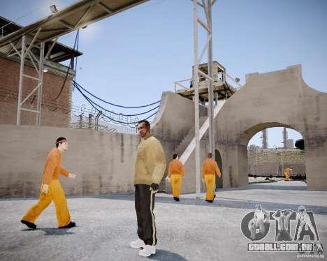 Prison Break Mod para GTA 4 segundo screenshot