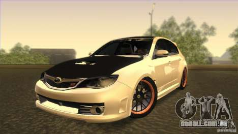 Shine Reflection ENBSeries v1.0.1 para GTA San Andreas oitavo tela