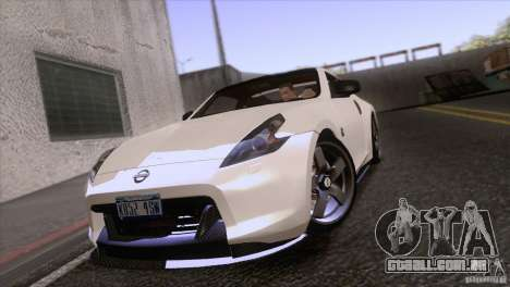 Shine Reflection ENBSeries v1.0.0 para GTA San Andreas segunda tela