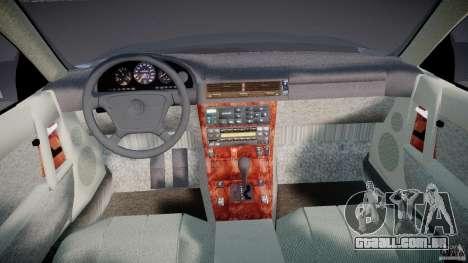 Mercedes-Benz SL500 para GTA 4 vista direita