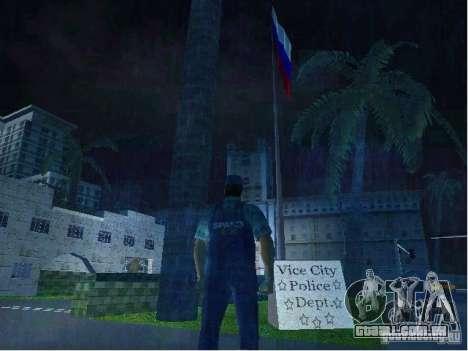 Novos padrões de delegacia para GTA Vice City