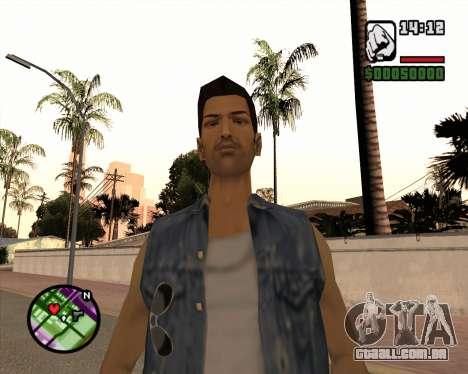 Tommy para GTA San Andreas segunda tela